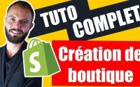 🅵🅾🆁🅼🅰🆃🅸🅾🅽 dropshipping - Comment créer sa boutique en ligne sur shopify - tutoriel débutant