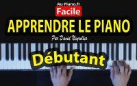 5 LEÇONS POUR APPRENDRE LE PIANO SEUL FACILE DÉBUTANTS (Tuto Cours)