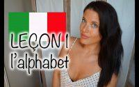Apprendre l'italien : Leçon 1