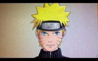Comment dessiner Naruto [Tutoriel]