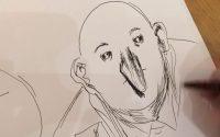 Comment dessiner un visage ? La leçon de dessin de Manu Larcenet [Tutoriel]