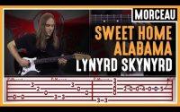 Cours de Guitare : Apprendre Sweet Home Alabama de Lynyrd Skynyrd