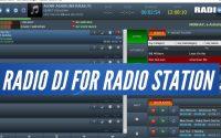 Créer sa radio avec Radio DJ Tutoriel Now Playing Titrage en cours YouTube