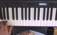 Leçon de piano : Tutoriel Mission Impossible
