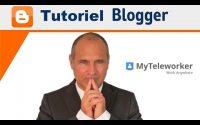 Tutoriel Blogger
