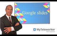 Tutoriel Google Slides
