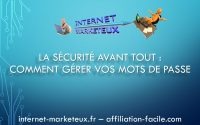 Tutoriel Keepass francais : installer, mettre en français et utiliser Keepass