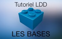 Tutoriel Lego Digital Designer (LDD) #1 : Les bases
