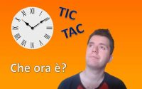 Apprendre l'italien - Leçon 7 /// L'heure, les jours de la semaine