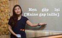 Apprendre le Vietnamien - Leçon 1: Les tons et les phrases basiques en Vietnamien
