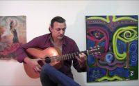 Cour de Guitare  Flamenco   leçon 5