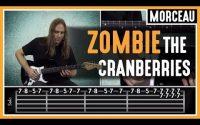 Cours de Guitare : Apprendre Zombie des Cranberries