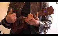 Hey soul sister (Train) - Ukulele tutoriel facile