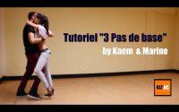 Kaem & Marine Kiz'academy - Tutoriel Kizomba Débutant - Les 3 pas de base