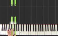 L'arnaque - The Entertainer - Cours de piano pour débutants - Leçon 3