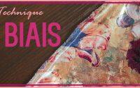 Leçon Couture n°6 - Coudre un biais sur tissu extensible - FS40 Brother | Cecile