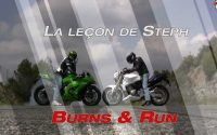 Leçon de Steph - Burn & Run