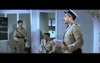 Le Gendarme A New-York - la leçon d anglais
