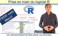 Prise en main du logiciel R - Tutoriel : Vos tous premiers pas avec R