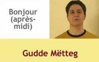 Salutations: Leçon de luxembourgeois