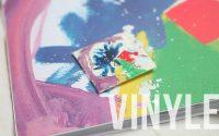 TUTORIEL ❚ disque vinyle