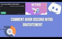 TUTORIEL : AVOIR DISCORD NITRO GRATUITEMENT A VIE !