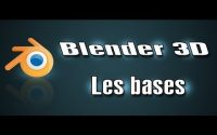 Tutoriel Blender - Les bases