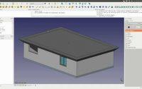 Tutoriel FreeCAD Arch Modélisation d'une maison fr