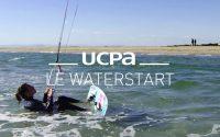 Tutoriel Kitesurf UCPA N°2 - Le waterstart