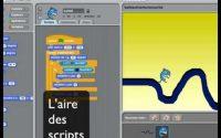 Tutoriel Scratch : L'Interface