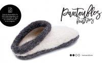 Tutoriel tricot: Pantoufles feutrées
