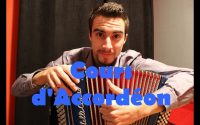 comment jouer de l'accordéon-how to play accordion Leçon n°1 by herem