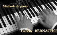 cours de piano débutant en ligne / leçon n°1 / methode Bernachon