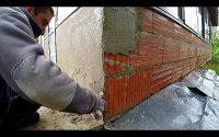 enduire un mur à la main - la première couche - tutoriel n°16
