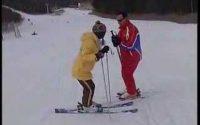 6 SKIPANDA J'apprends à skier Leçon CINQ
