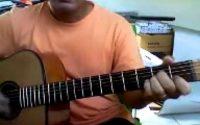 Apprendre La leçon de piano Guitar Lesson Nyman (Namus974)