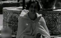 Biskra (Algérie) 1929 : Leçon d'arabe et d'anglais