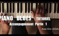 🎹Blues Piano (Episode 1) - Tutoriel Facile Grands Débutants How To Play Blues