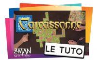 CARCASSONNE - Le Tutoriel
