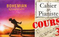 [Cours] Apprendre Queen - Bohemian Rhapsody - Piano Solo - (Partie 3/6)