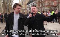 Deux anglais donnent une leçon aux bien-penseurs lors de l'attentat de Londres