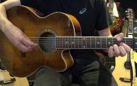 Just my imagination (The Cranberries) - Tutoriel guitare avec partition en description (Chords)
