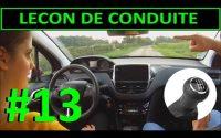 Leçon de conduite #13 - Comment rétrograder une vitesse frein moteur