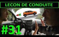 Leçon de conduite #31 - Démarrage en côte sans frein à main