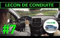Leçon de conduite #7 DEUXIEME Leçon - Démarrer une voiture