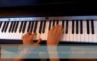 Leçon de piano : Tutoriel jazz facile