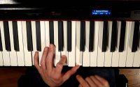 Leçon de piano n°4 : Tutoriel Gammes et Arpèges - Les Aristochats