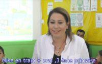 """Leçon en langue française """" mise en train + oral"""" avec le professeur """" Rym Jabnoun """""""