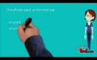 Leçon grammaire : La Phrase -