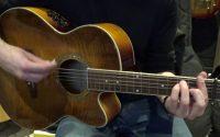 Let me down slowly (Alec Benjamin) - Tutoriel guitare avec partition en description (Chords)